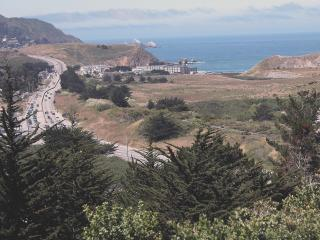 Pacifica Quarry from Shelldance Perspective: Photograph by Bob Pilgrim